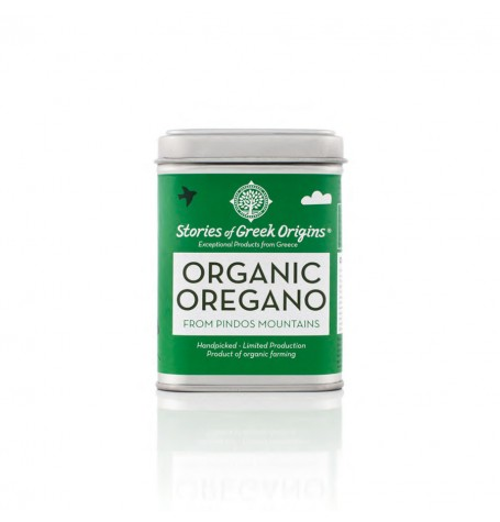 ORGANIC OREGANO - PINDOS MOUNTAINS