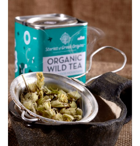 ORGANIC WILD TEA - PINDOS MOUNTAINS